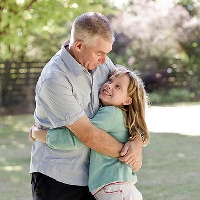 Dad and Daughter, Rangiora